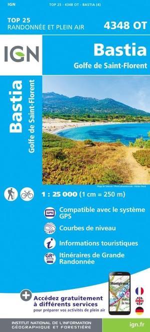 Bastia / Golfe de St-Florent