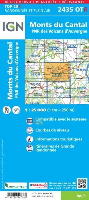Monts du Cantal PNR des Volcans d'Auvergne