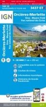 Orcières-Merlette / Sirac / Mourre Froid/PNR Ecrins