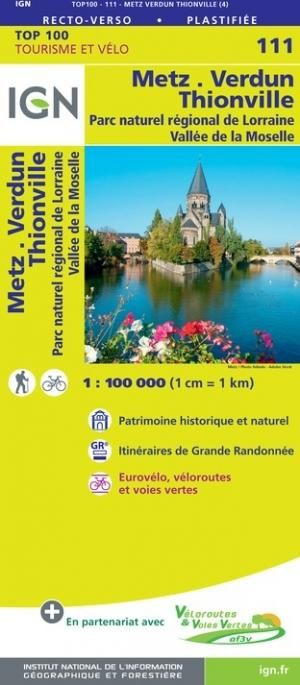 111 Metz, Verdun, Luxembourg