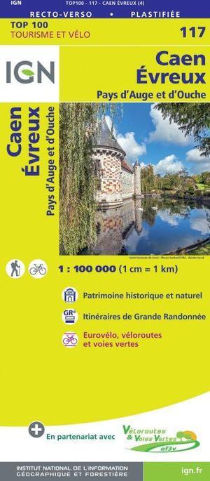 117 Caen, Evreux, Pays d'Auge et d'Ouche