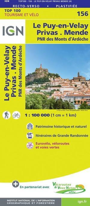 Le-Puy-en-Velay / Privas / Mende