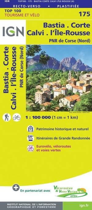 Bastia / Corte / Calvi / Ile Rousse
