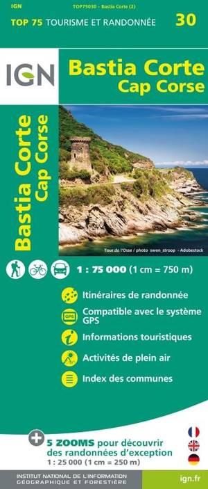Bastia / Corte / Cap Corse