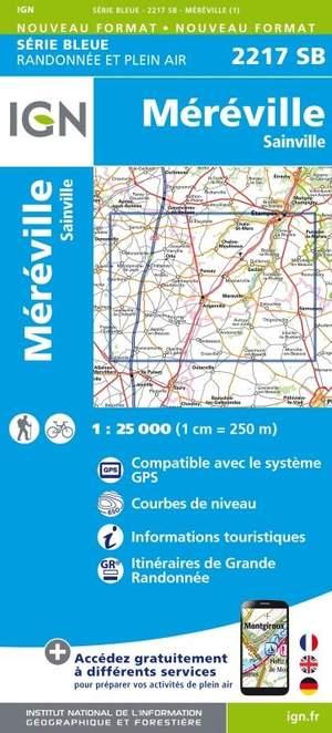 2217 SB Méréville, Sainville