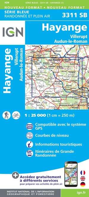 Hayange / Villerupt / Audun-le-Roman