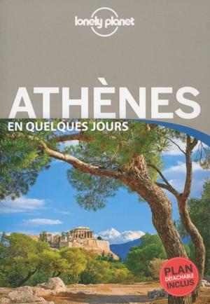 Athènes en quelques jours 2 + carte
