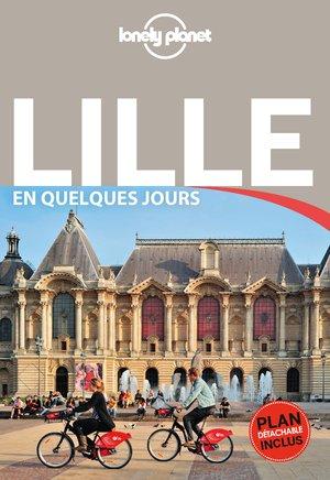 Lille /  Courtrai / Tournai & environs en quelques jours 5 + carte