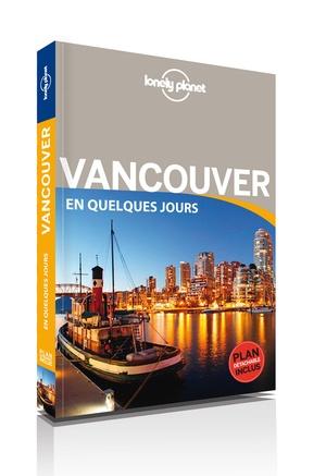 Vancouver en quelques jours 1 + carte