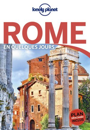 Rome en quelques jours 6 + carte