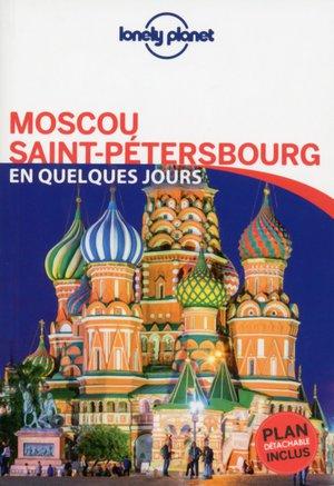 Moscou & St-Pétersbourg en quelques jours 1 + carte