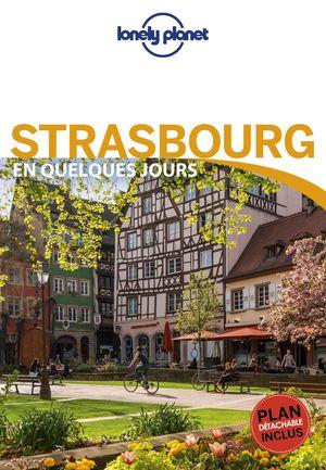 Strasbourg en quelques jours 5 + carte