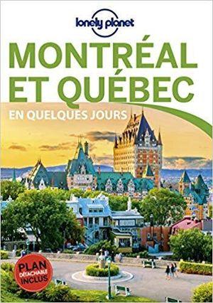 Montréal & Québec en quelques jours 4 + carte