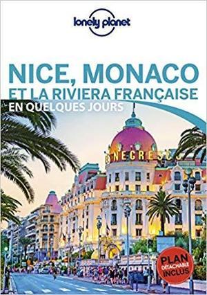 Nice & Monaco en quelq. jours 1 + carte