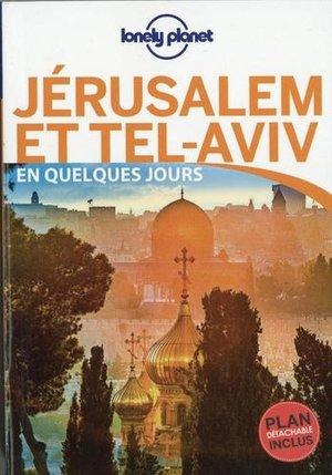Jérusalem & Tel Aviv en quelques jours 1 + carte