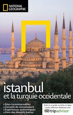 Istanbul & la Turquie occidentale guide de poche