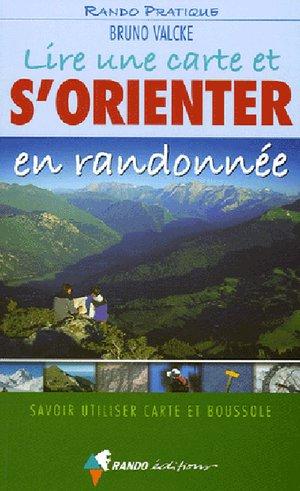 Lire une carte et s'orienter en randonnée