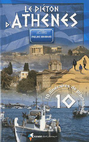 Athènes le piéton de