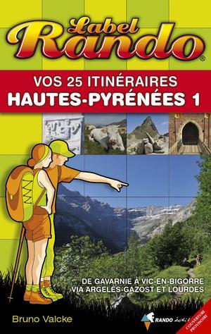 Hautes-Pyrenées 1 vos 25 itin.