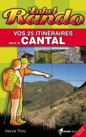 Cantal vos 25 itin.