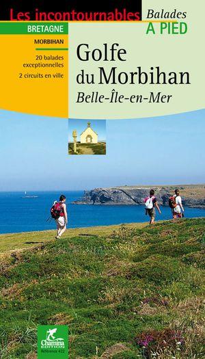Morbihan Golfe du à pied - Bretagne