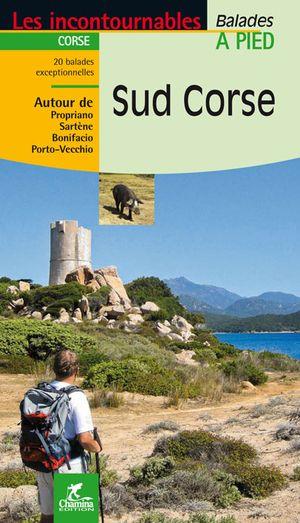 Corse Sud autour à pied Corse