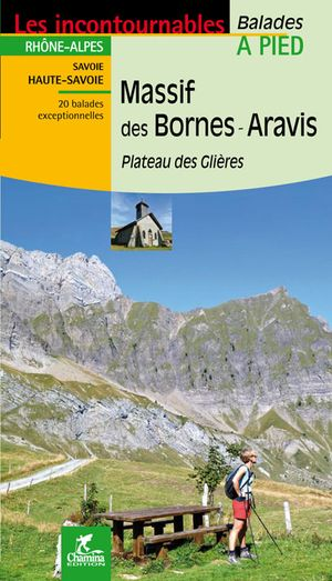 Bornes Massif - Aravis - Plateau Glières à pied