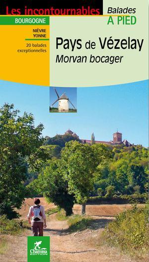 Vézelay Pays de - Morvan bocager à pied