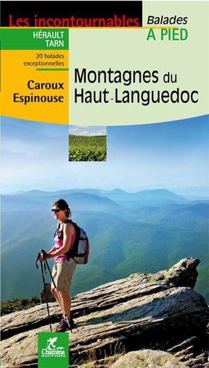 Haut-Languedoc montagnes à pied
