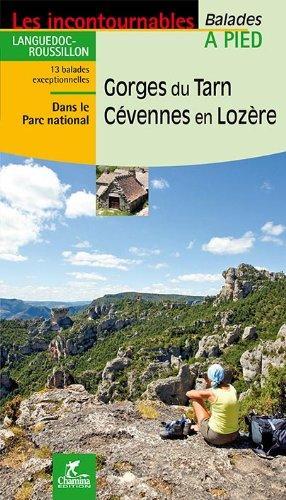 Gorges du Tarn - Cevennes en Lozère PNR à pied