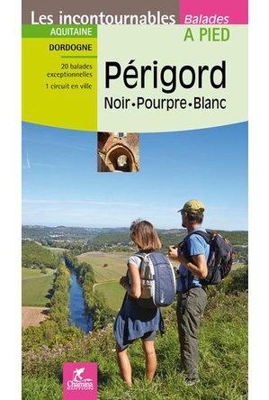 Périgord Noir-Pourpre-Blanc à pied Dordogne