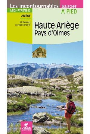 Haute-Ariège - Pays d'Olmes à pied