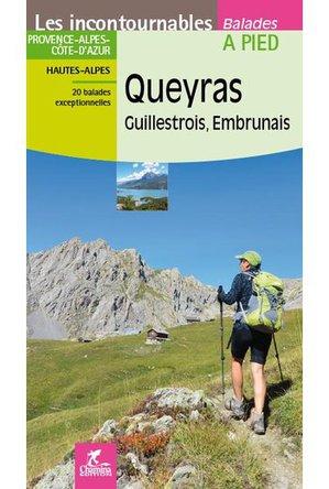 Queyras Guillestrois - Embrunais à pied Hautes-Alpes