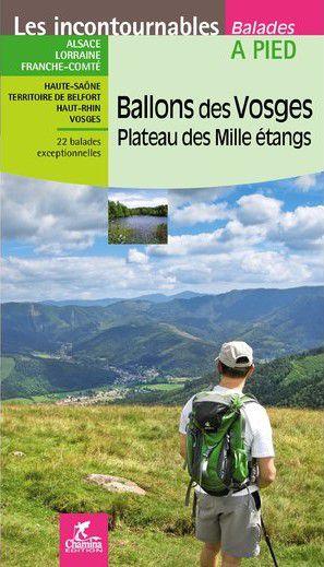 Ballon des Vosges à pied Plateau Mille étangs