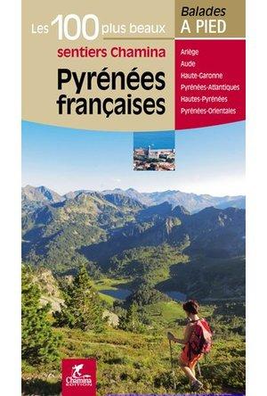 Pyrénées françaises - 100 plus beaux à pied