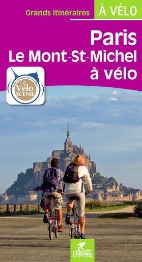 Paris Le Mont-St-Michel à vélo