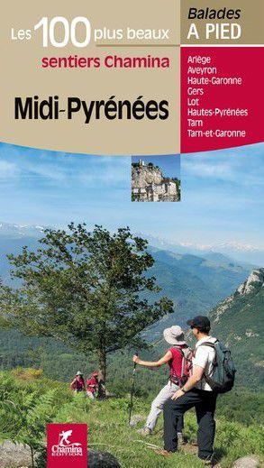 Midi-Pyrénées - 100 plus beaux à pied