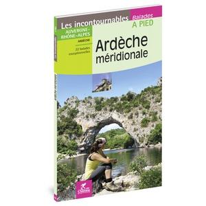 Ardèche méridionale à pied