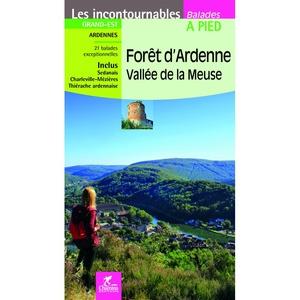 Forêt d'Ardenne - Vallée de la Meuse à pied