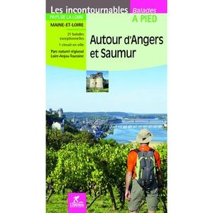 Angers et Saumur autour à pied
