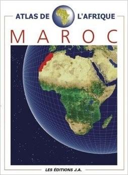 Maroc Atlas De Afrique Francais Jaguar
