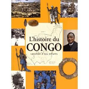 Congo - l'histoire racontée à nos enfants