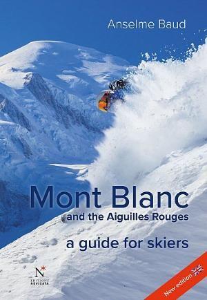 Mont Blanc And The Aiguilles Rouges