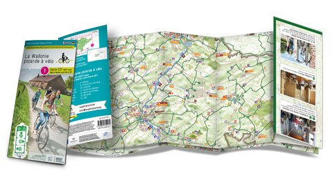 Wallonie Picarde A Velo 1 Oost 1/55