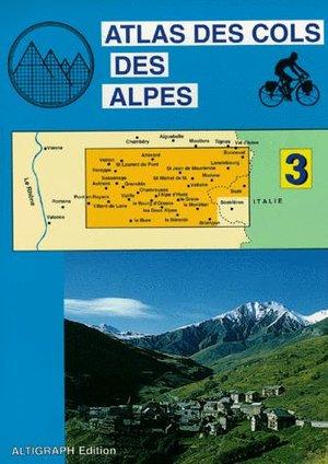 Atlas Des Cols Des Alpes Altigraph 3