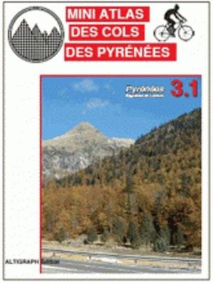 Mini Atlas Des Cols Des Pyrenees 3.1