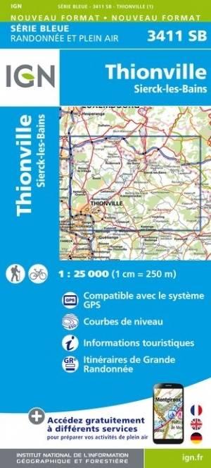 Beaujolais, Val De Saone 1:25.000