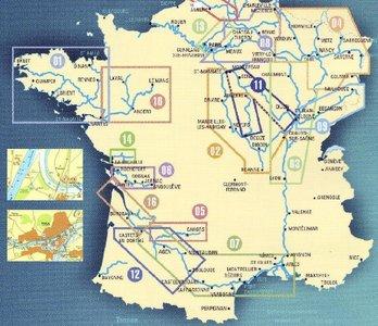 Edb11 Bourgogne Nivernais Guide Fluvial