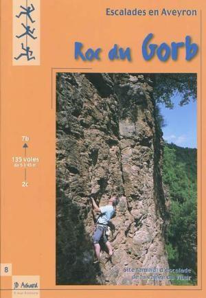 Roc Au Gorb Escalade En Aveyron