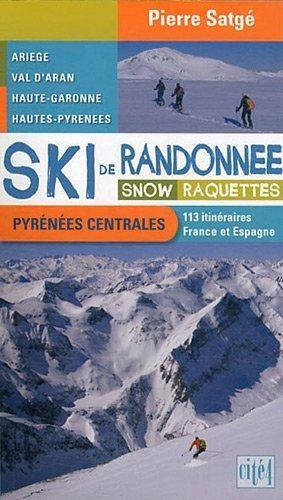 Ski De Randonnee Raquettes Pyr. Central